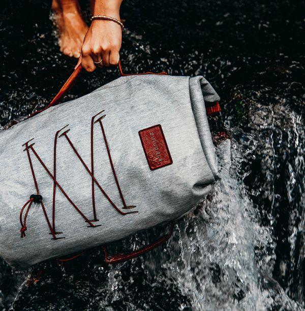 Smart Tube 20L backpack etanche waterproof immersi