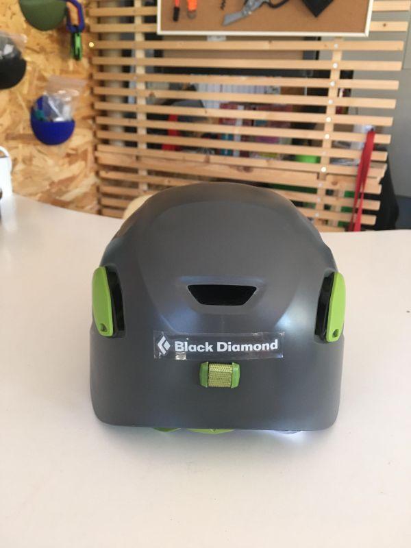 Casque d'escalade Black Diamond Gris vert